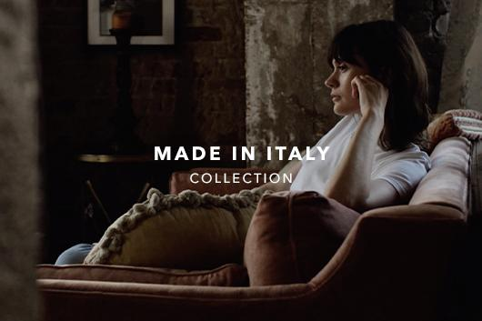 Shop our Made In Italy collection for Men and Women