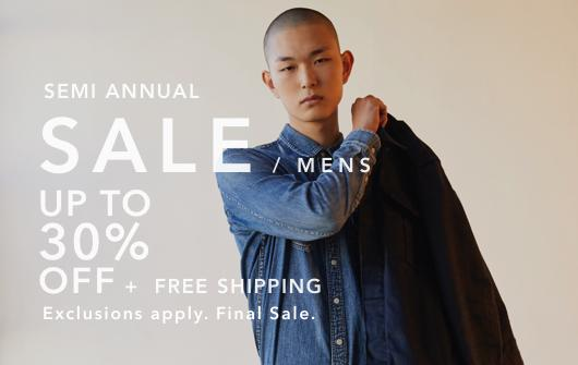 Shop Men's Semi Annual Sale