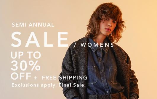 Shop Women's Semi Annual Sale