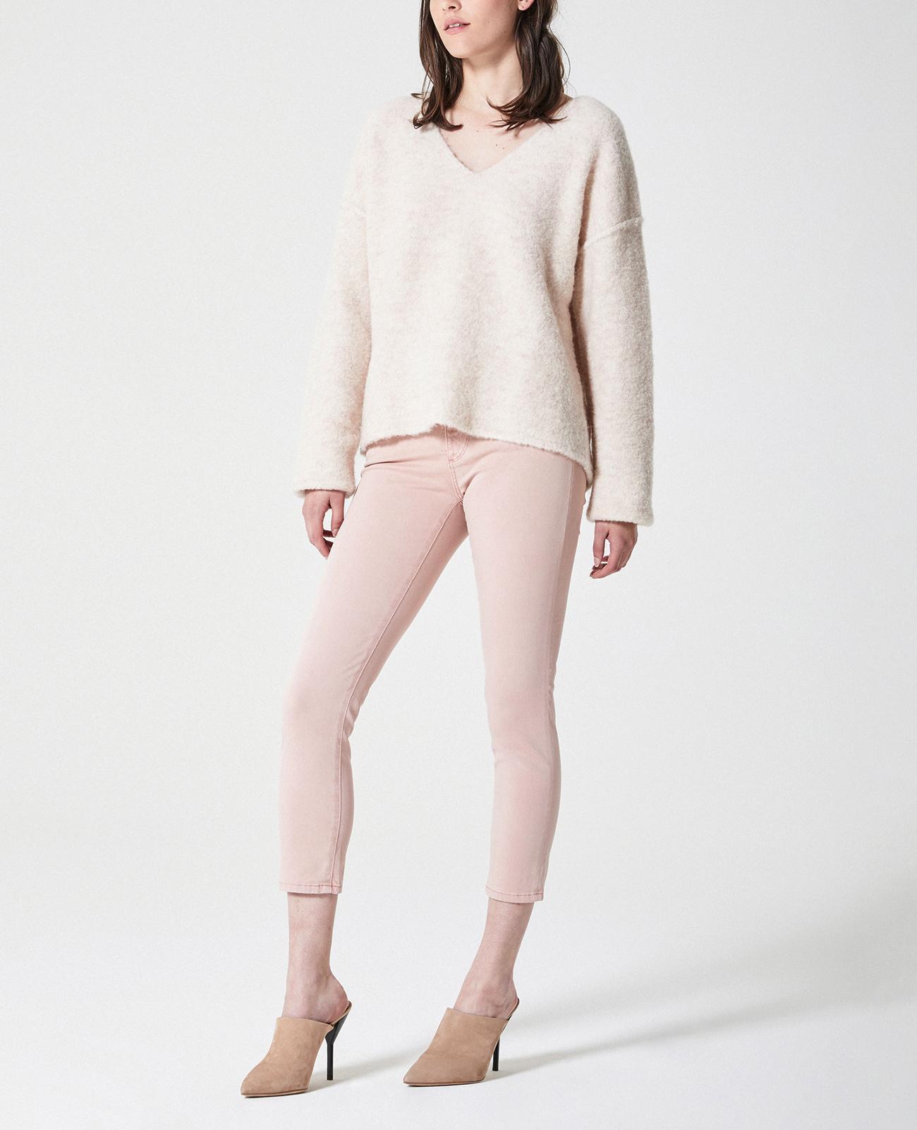 The Skye V Neck Sweater