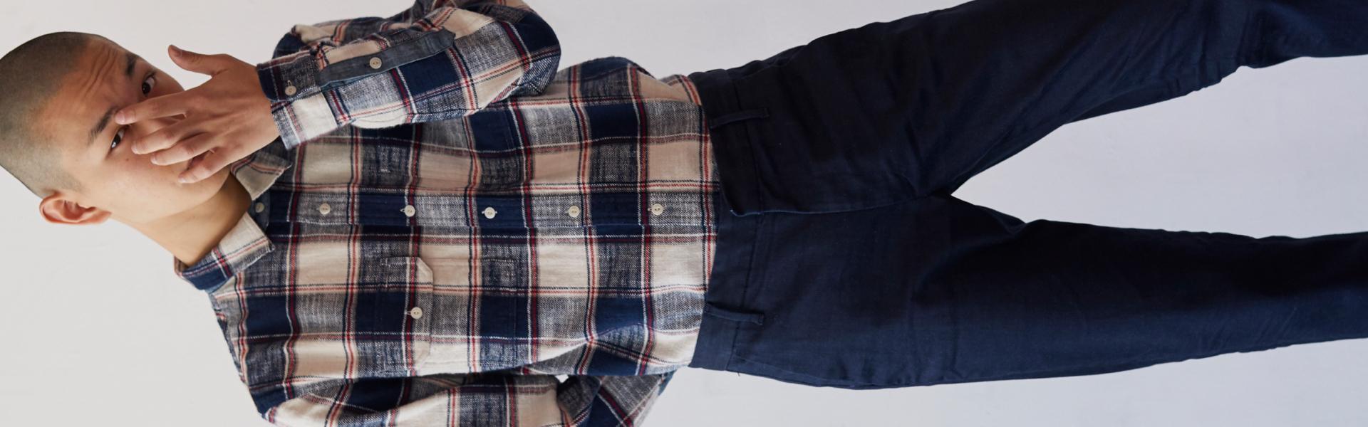 Shop Non-Denim Men's Styles