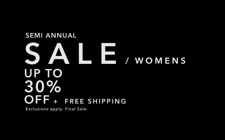 Shop The Semi Annual Sale