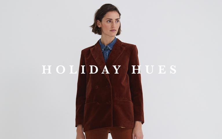 shop holiday hues