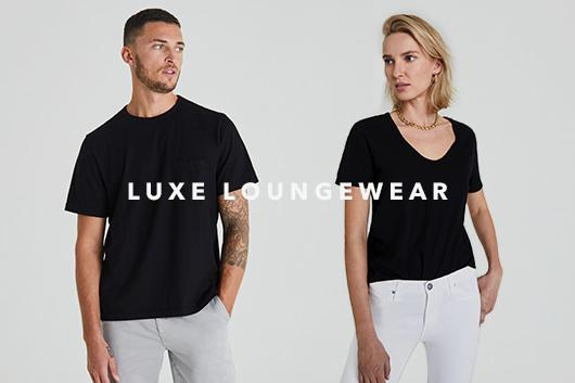Shop luxury loungewear for men an women