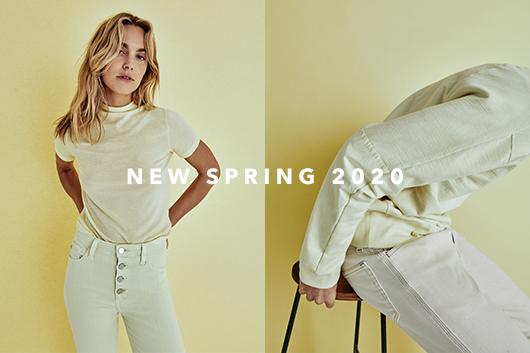 Shop the newest spring styles for men and women
