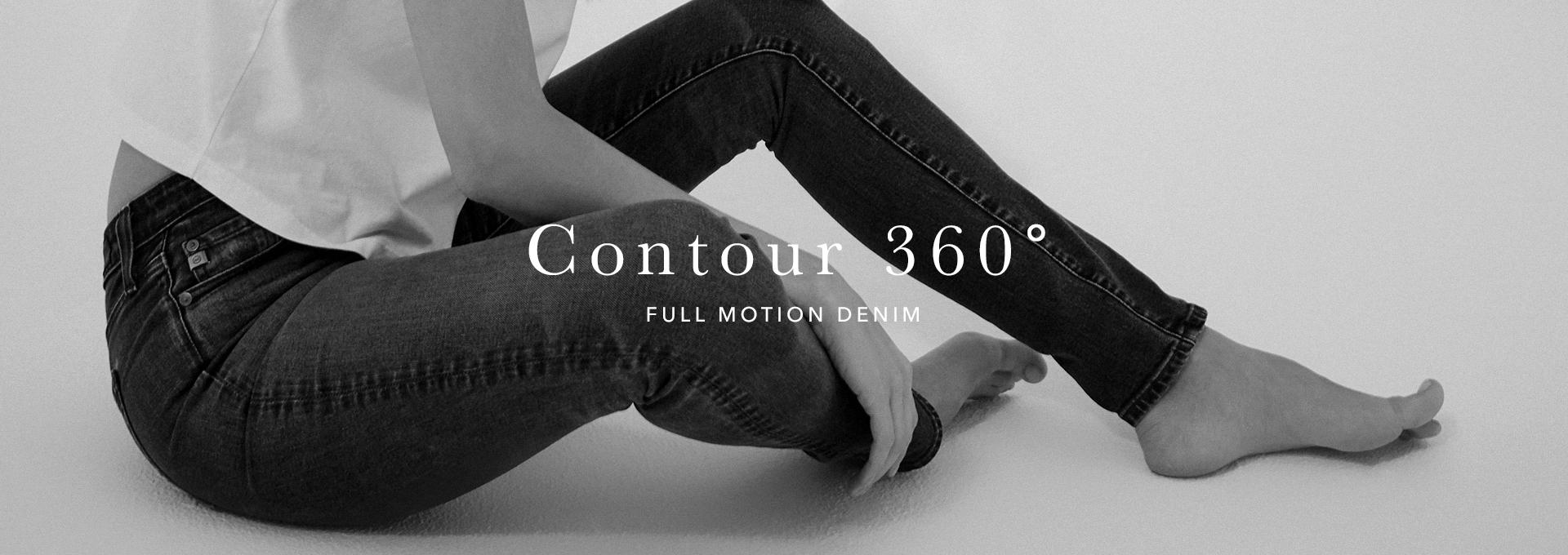 Shop Women's Contour 360 Denim