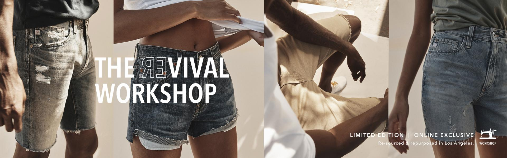 The Revival Workshop: A limited-edition online exclusive