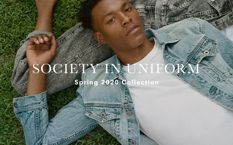 Society in Uniform - Spring 2020 Collection