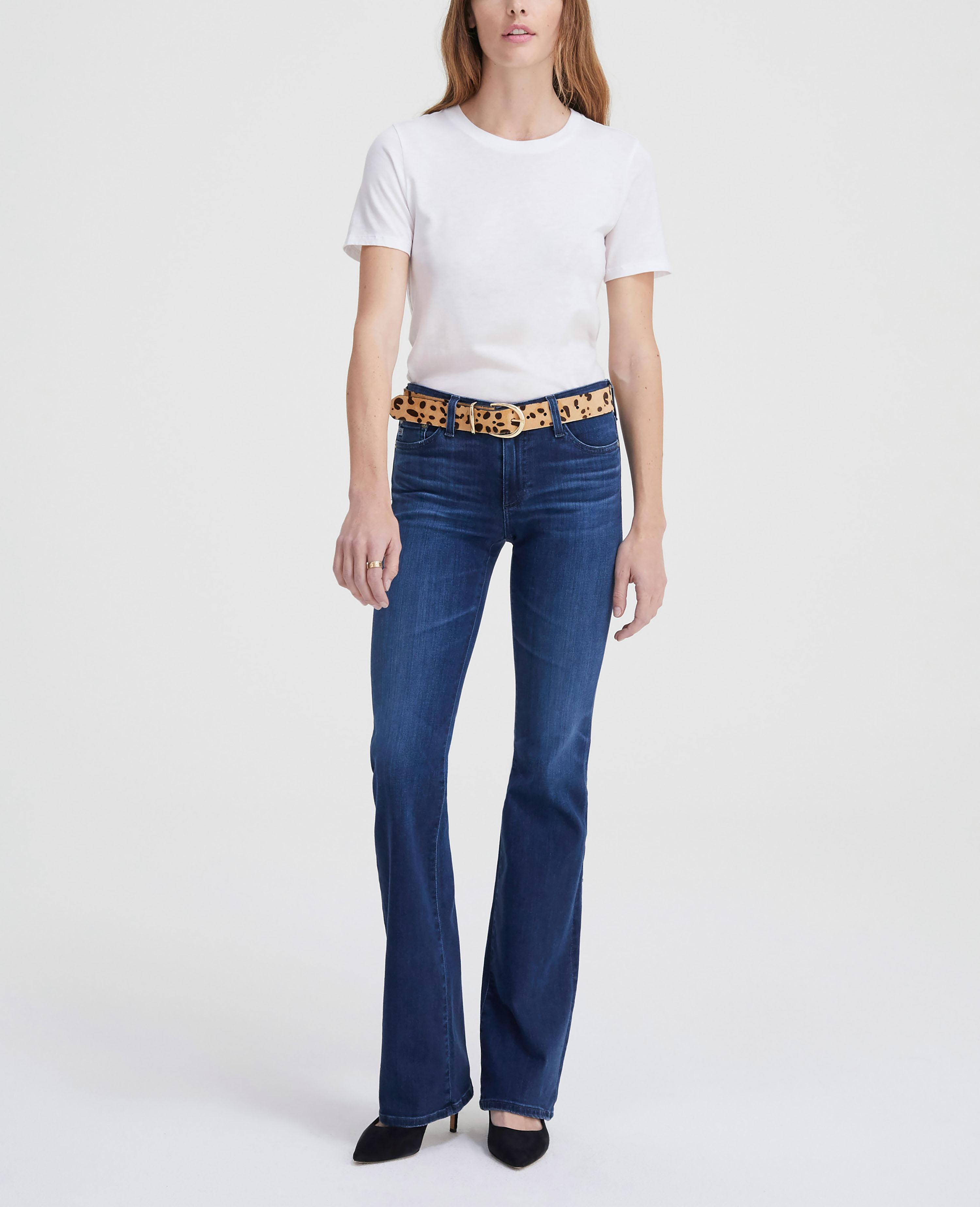 AG Adriano Goldschmied Womens Angel Bootcut
