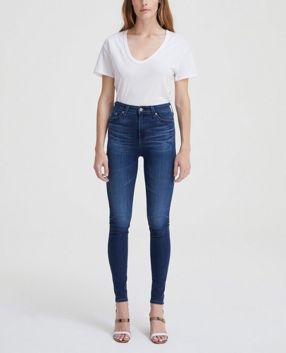 fb73efea95732a High Waisted Skinny Jeans: The Mila at AG Jeans Official Store