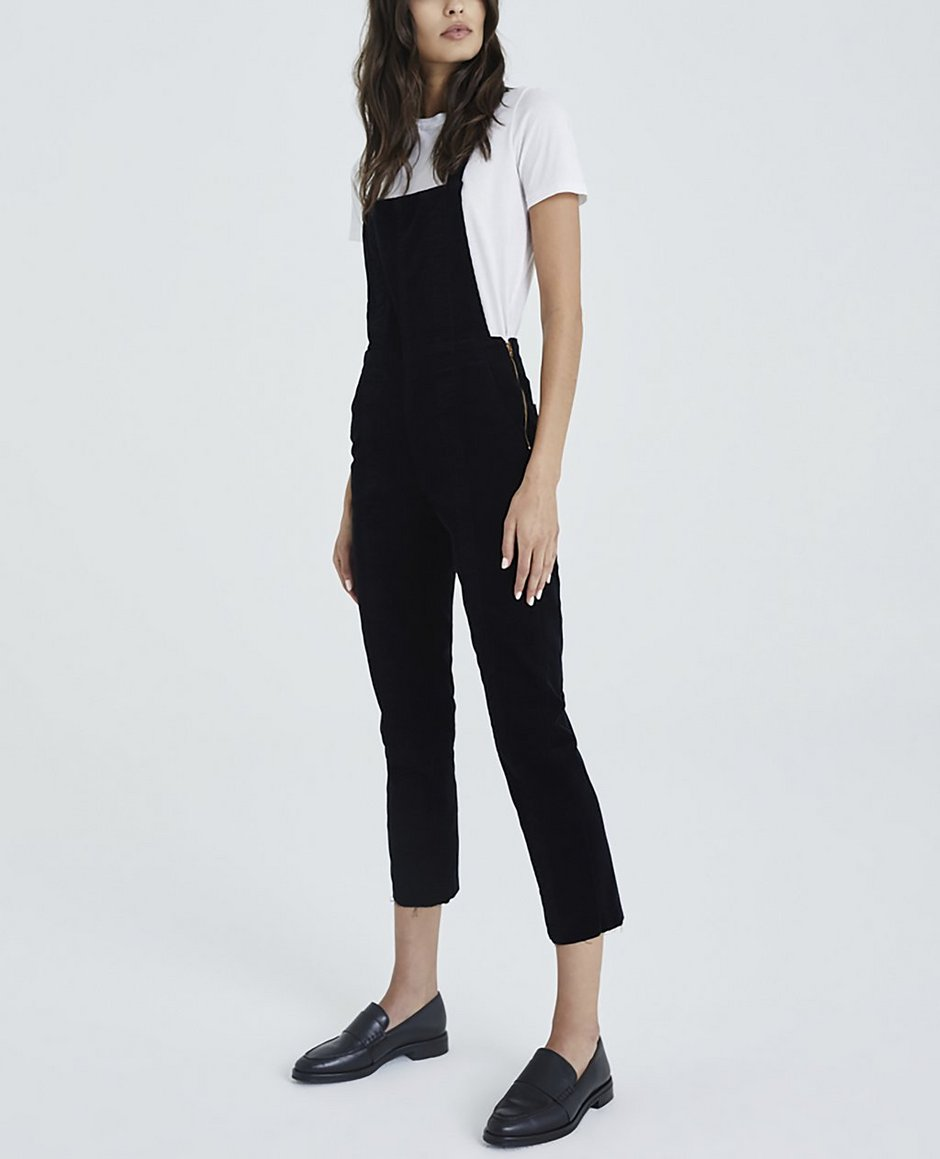 The Pleated Isabelle Overall