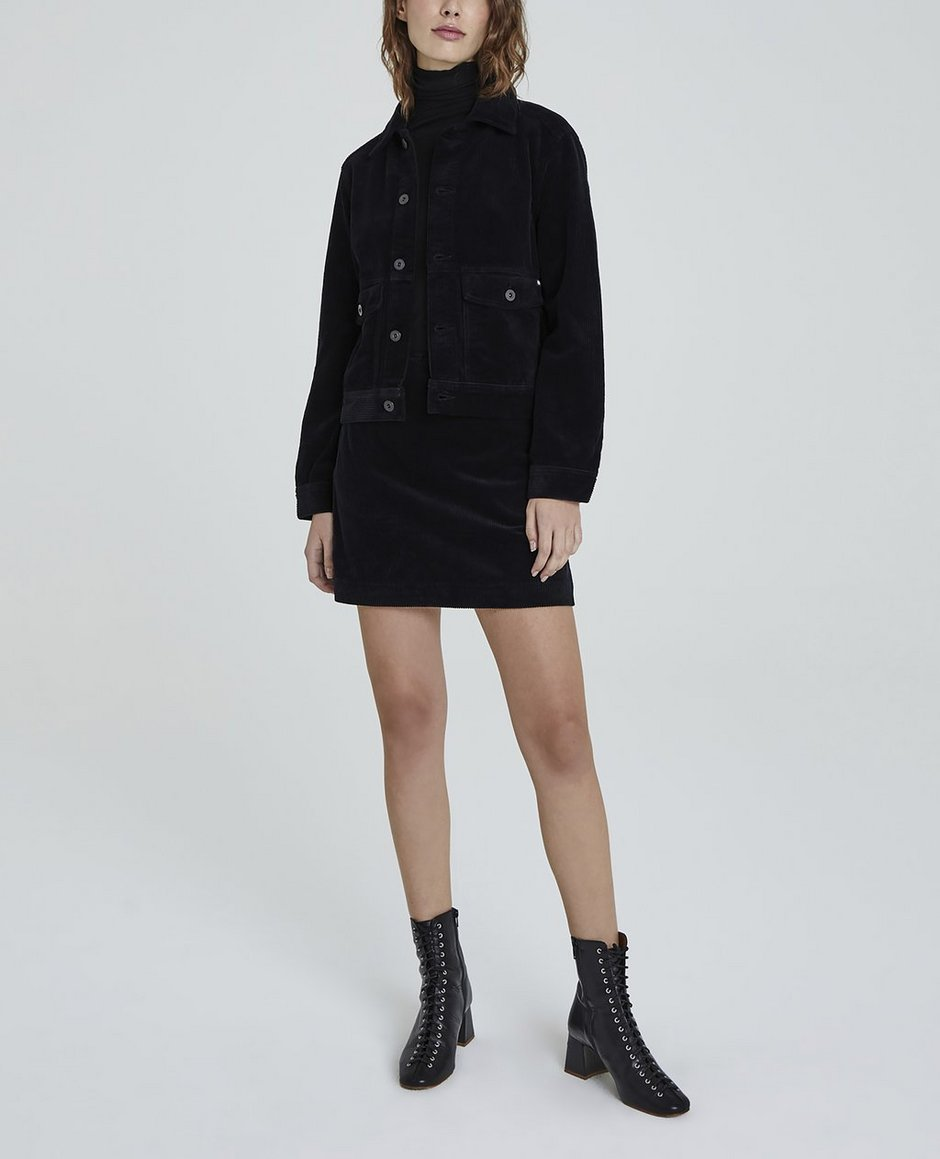 The Bernadette Skirt