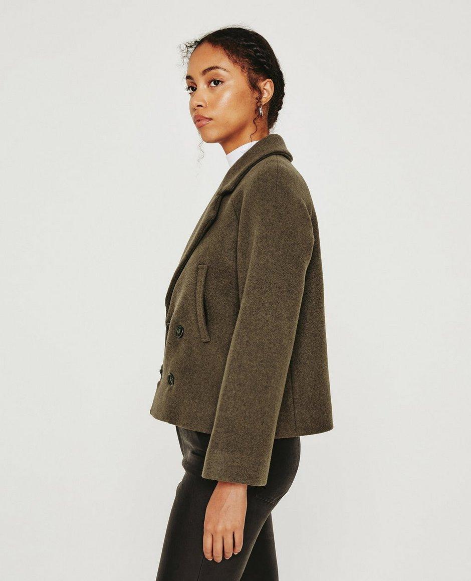 The Kara Short Coat