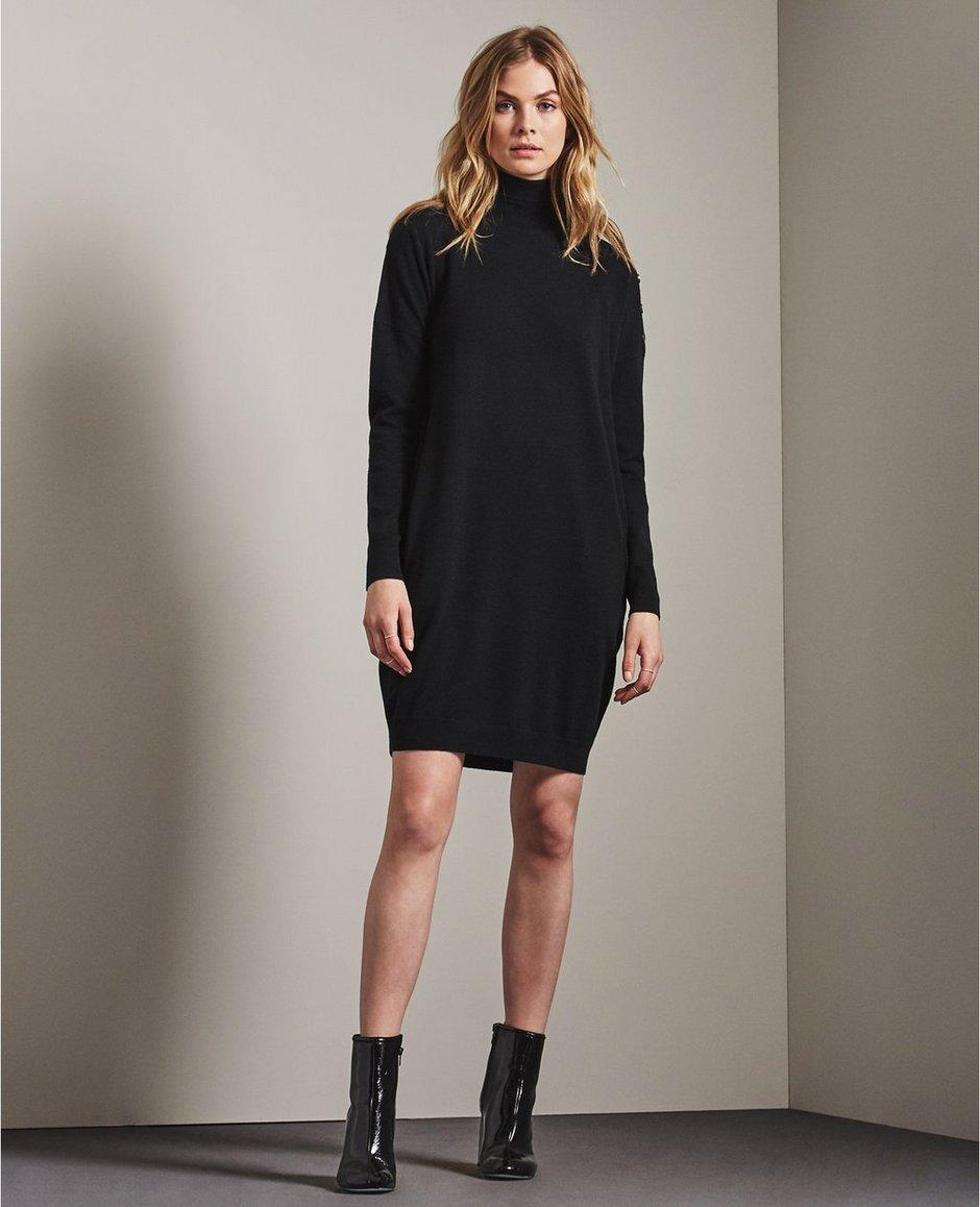 The Marissa Turtleneck Dress