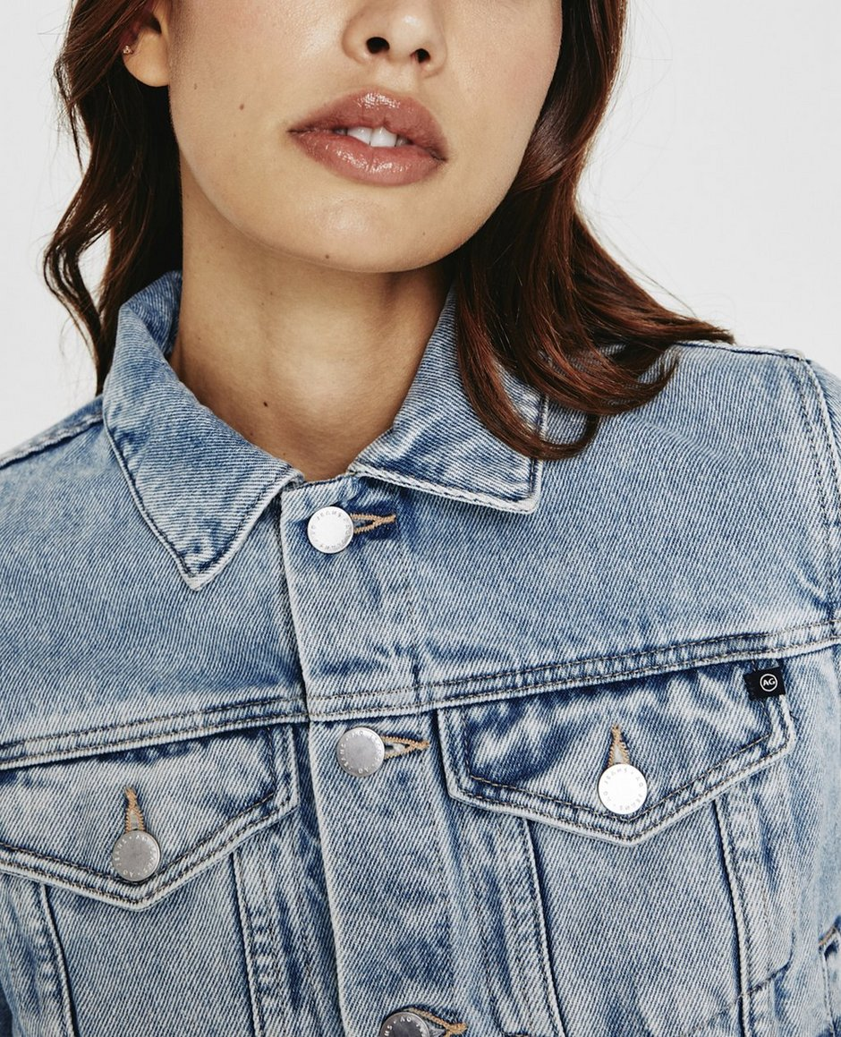 The Jade Cropped Jacket