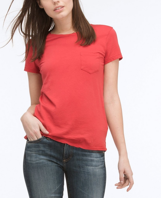 The Quinn Pocket Tee