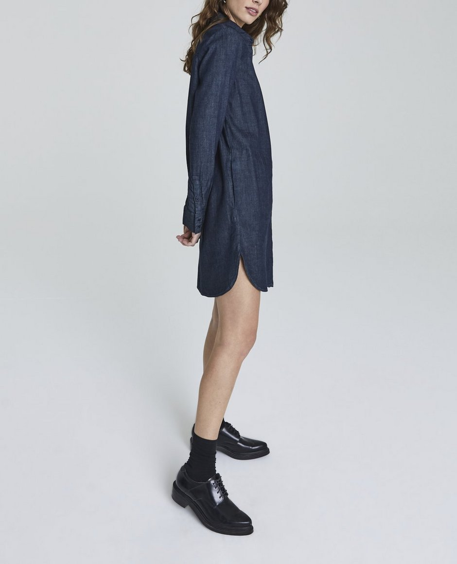 The Cade Shirt Dress
