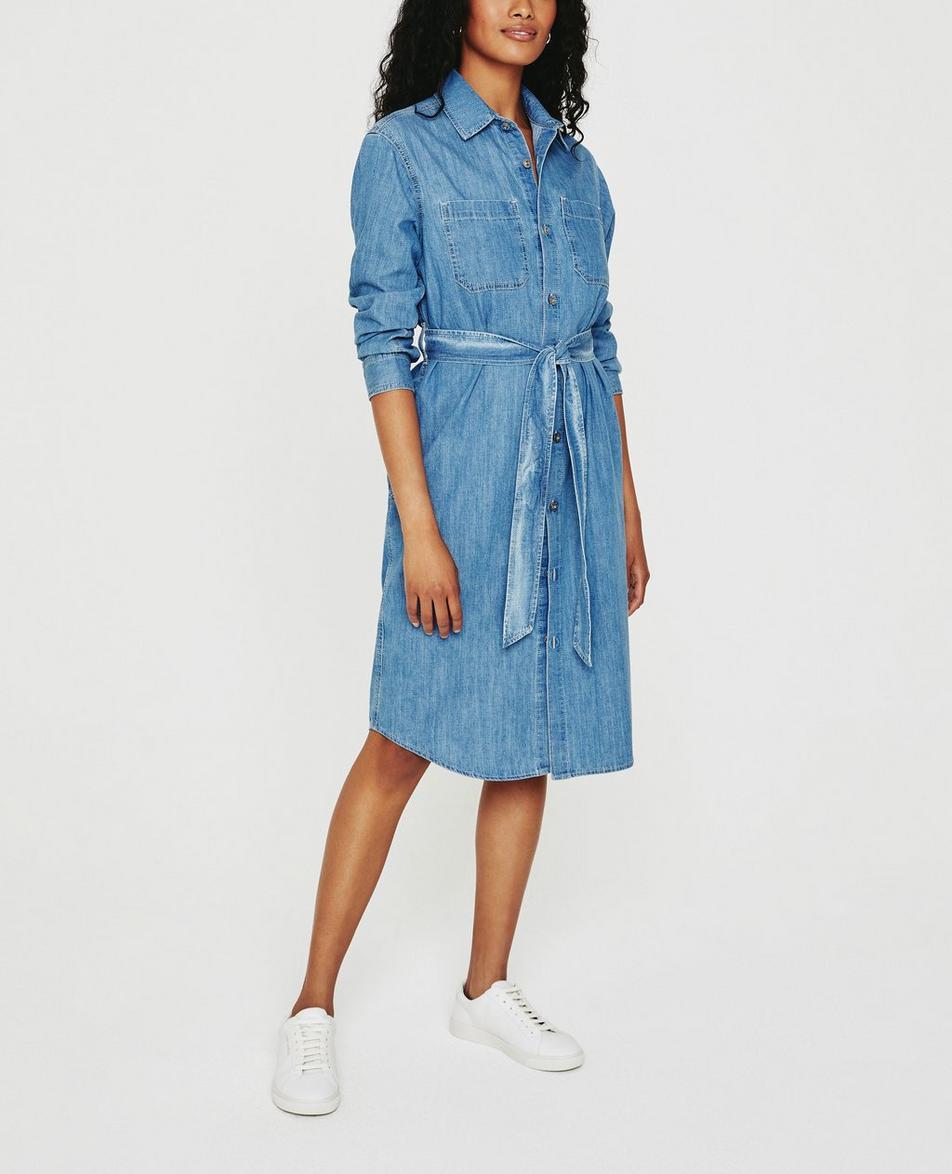 Millie Shirt Dress