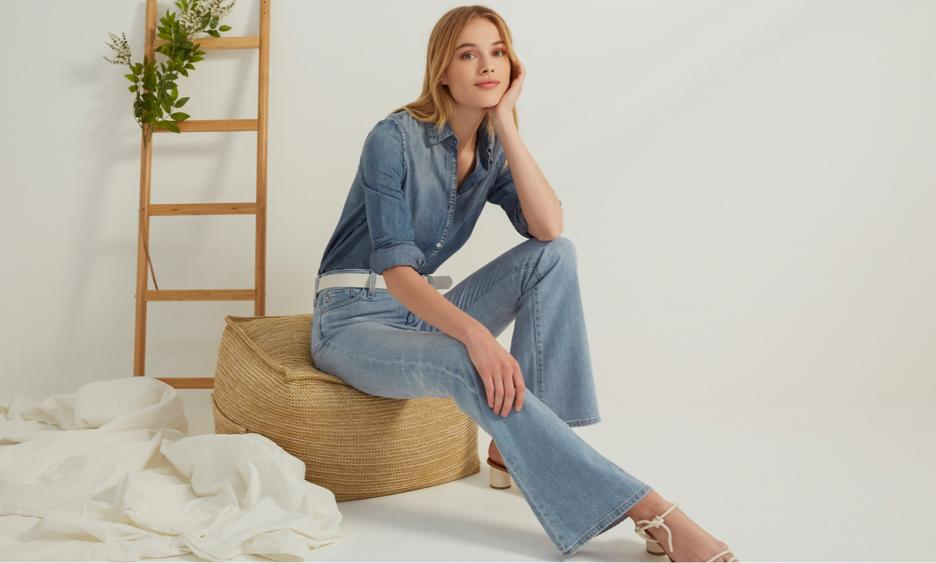 Shop Women's Denim Styles