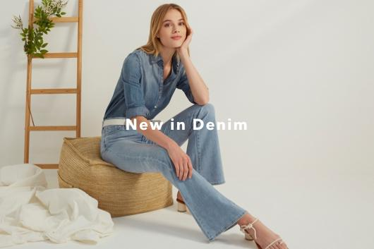Shop Denim Styles for Women