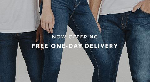 B-TYPE Free 1-Day Delivery Promotion