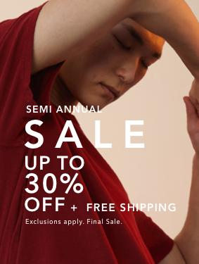 Up to 30% OFF Men's Clothing Semi Annual Sale