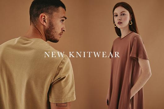 New in Knitwear for Men and Women