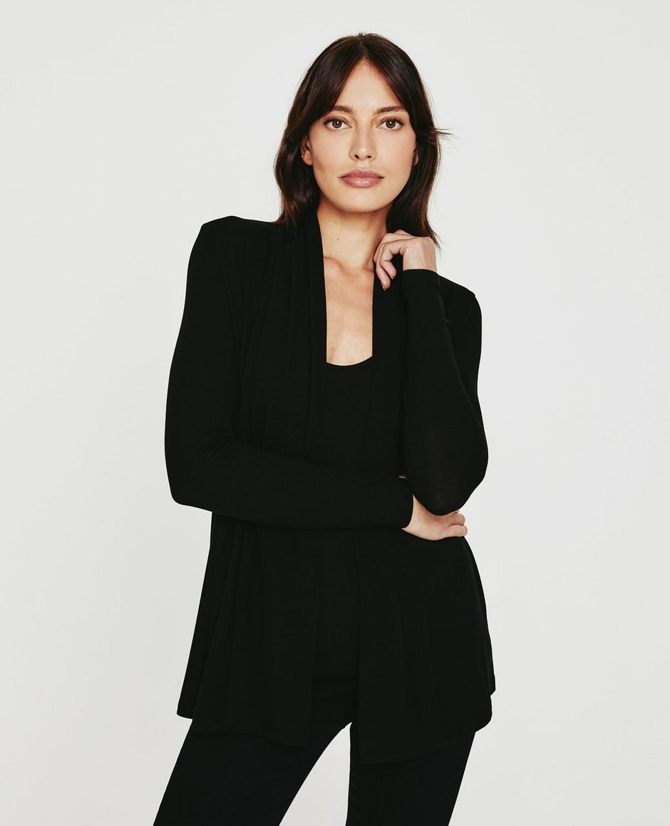 Sophie Shawl cardigan
