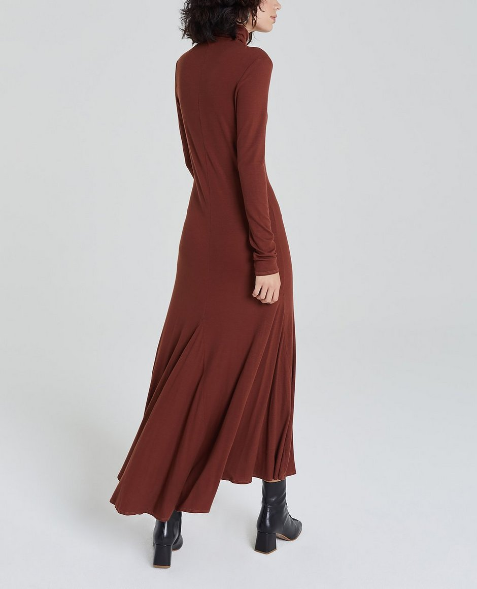 AG Adriano Goldschmied Womens Chels Maxi Dress