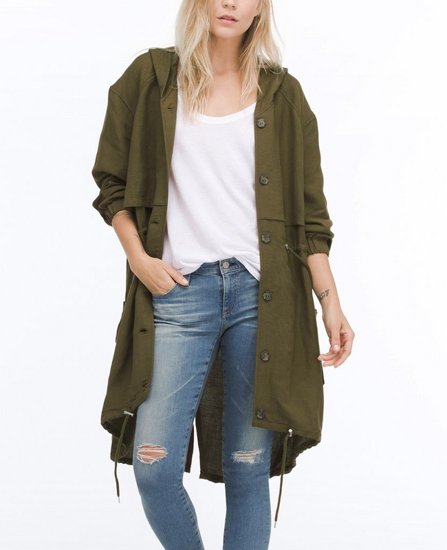 The Sparrow Jacket