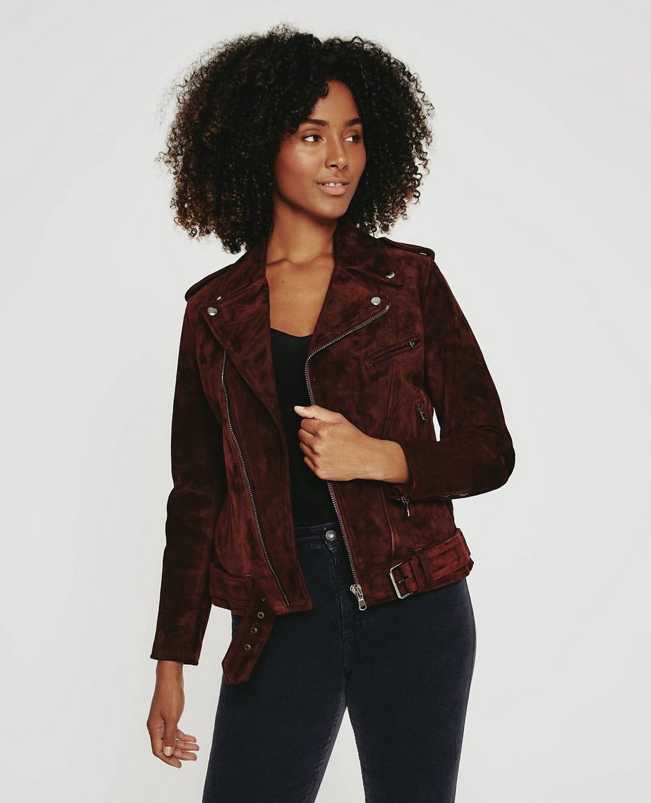 The Reese Moto Jacket