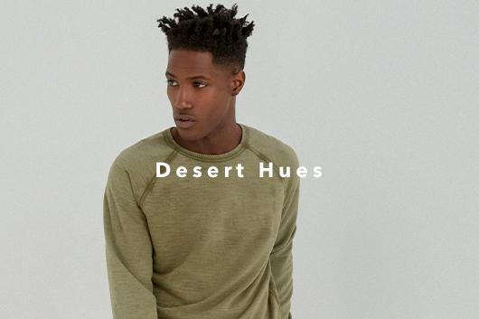 Desert Hues for Men and Women