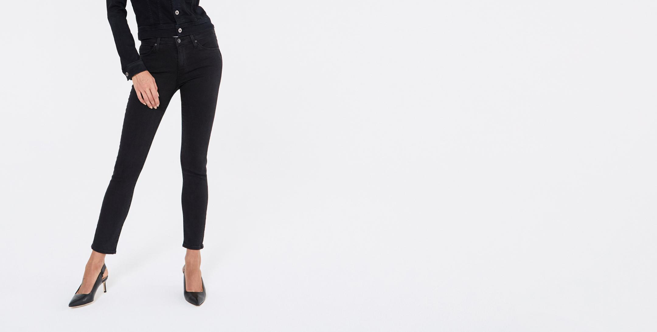 Fit Guide For Women Jean S On Ag Jeans Official Store