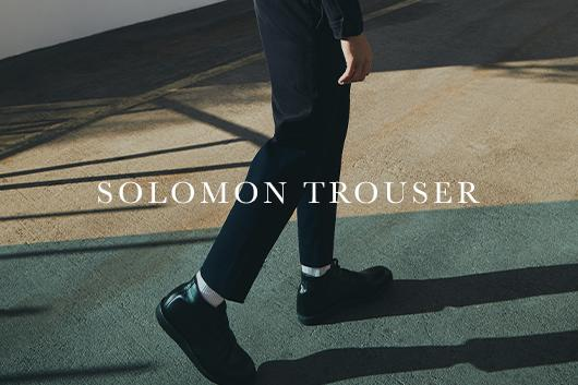 Shop The Solomon Crop - Spring 20's new denim trouser