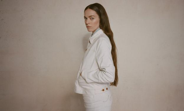 Shop Women's White Denim and Clothing