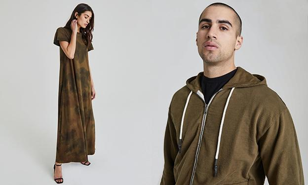Shop luxury loungewear for men and women
