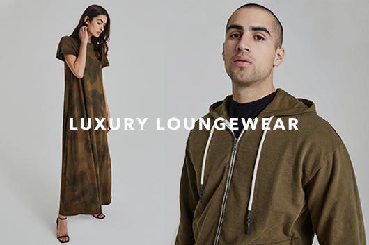 Shop luxury loungewear for men an women