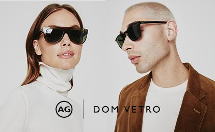 AG x Dom Vetro Collection presents a sophisticated take on tradition.