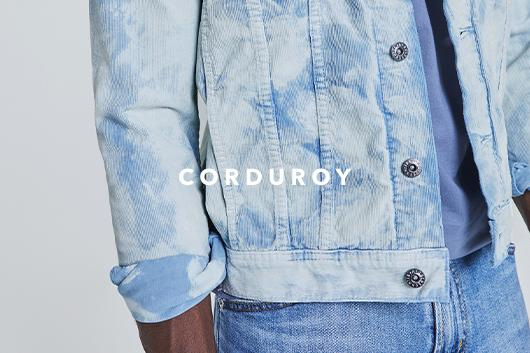 Shop the best of Corduroy for Men and Women