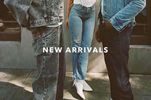 Shop the latest arrivals for men and wome