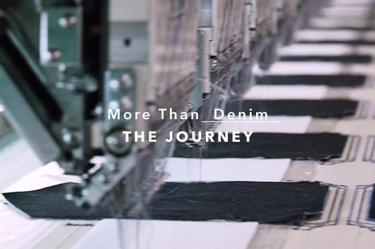 AG's Morethan Denim project introduces The Journey