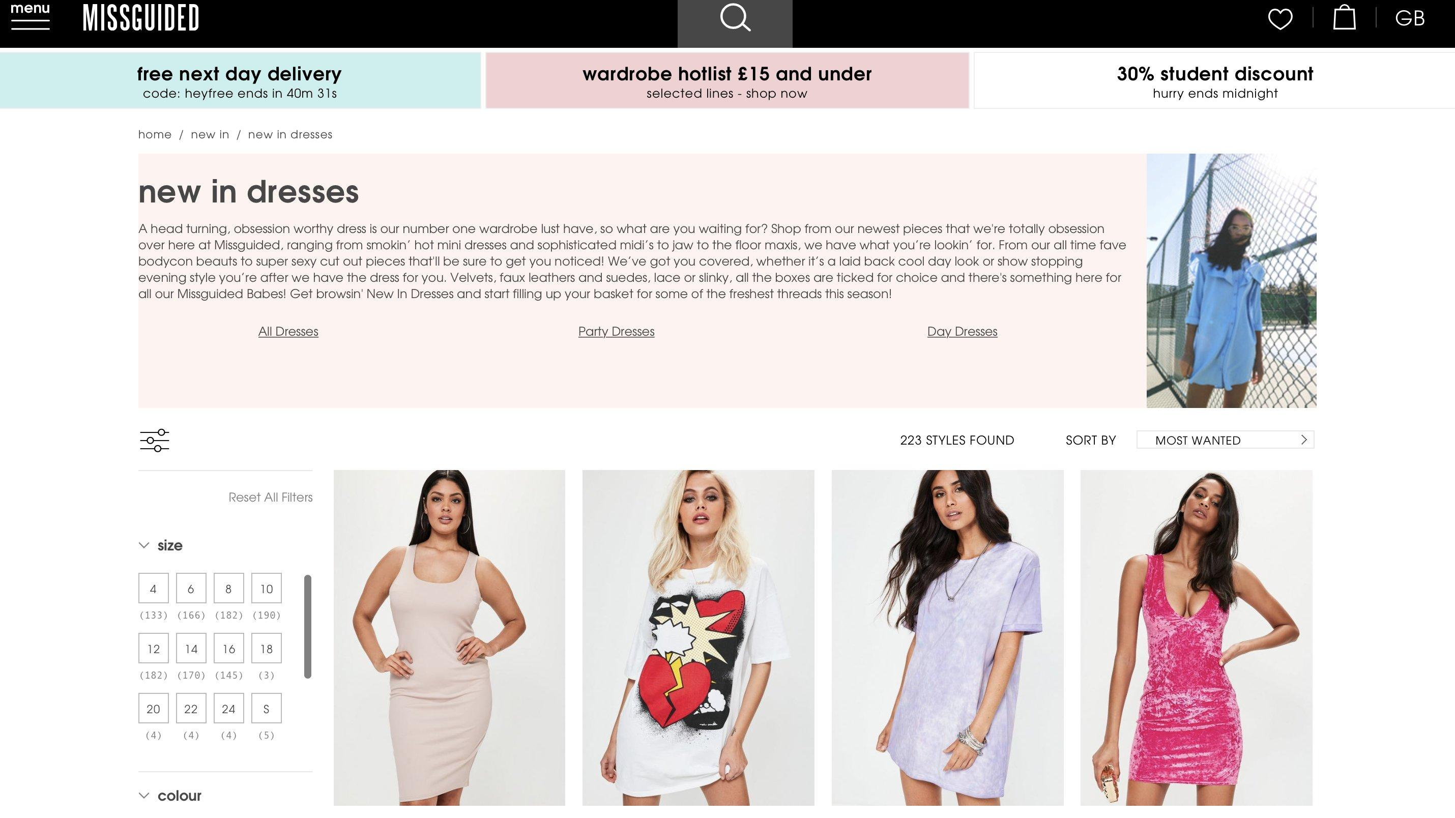Missguided Dress page_2