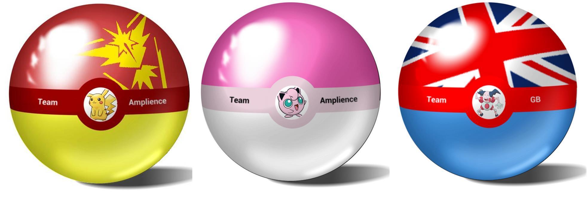 Pokeball-examples