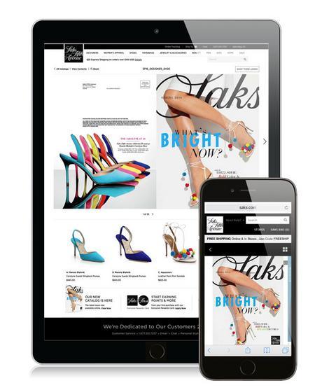 SaksFifhtAvenue_iPad&iPhone