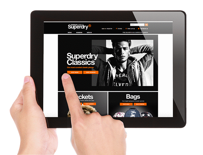 Superdry_TabletHand