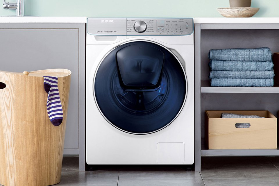 Image of a washing room