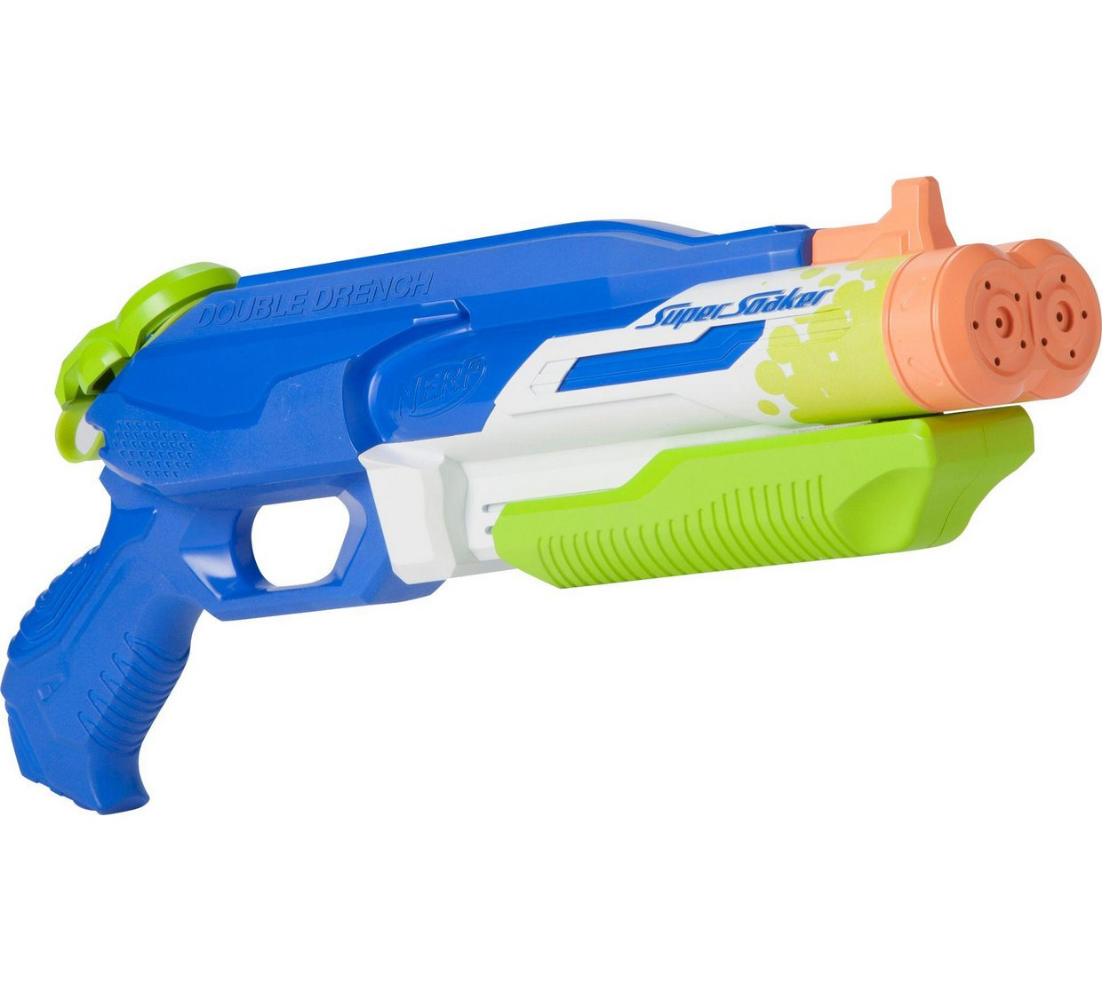 Nerf Supersoaker Double Drench Water Blaster