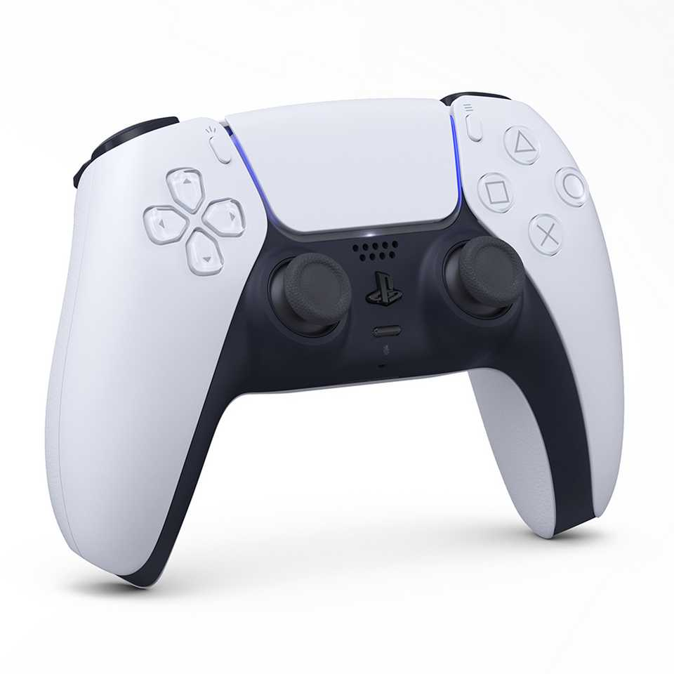 Image of a PS5 controller