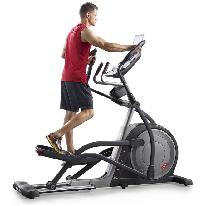 Image of a cross trainer