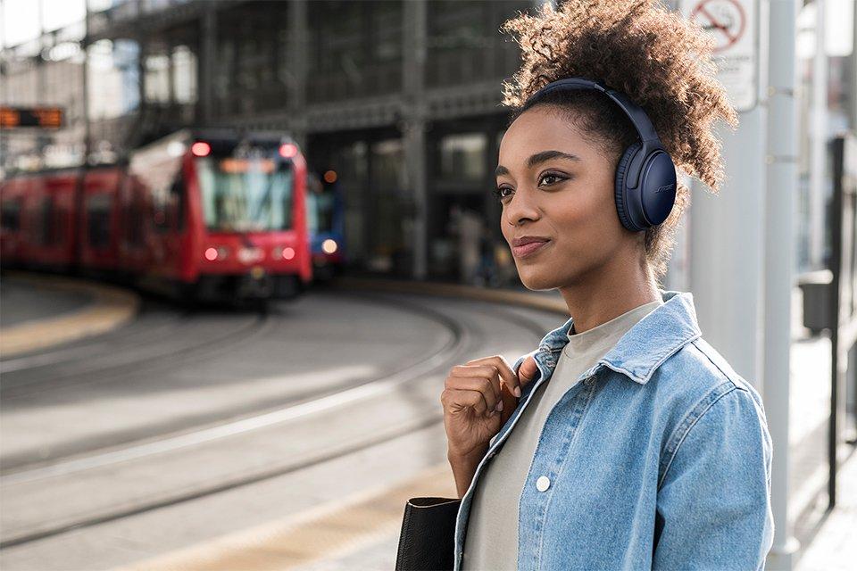Audio and headphones